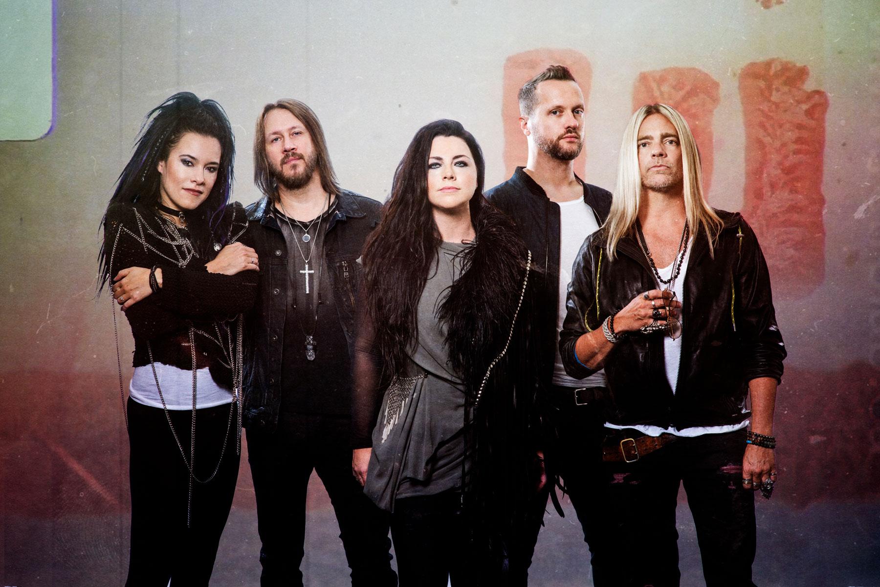 Home - Evanescence
