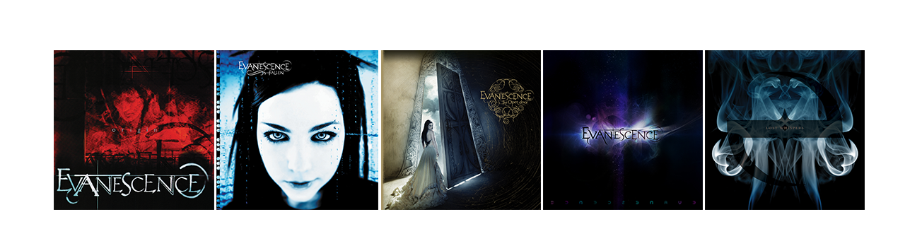 Evanescence Covers